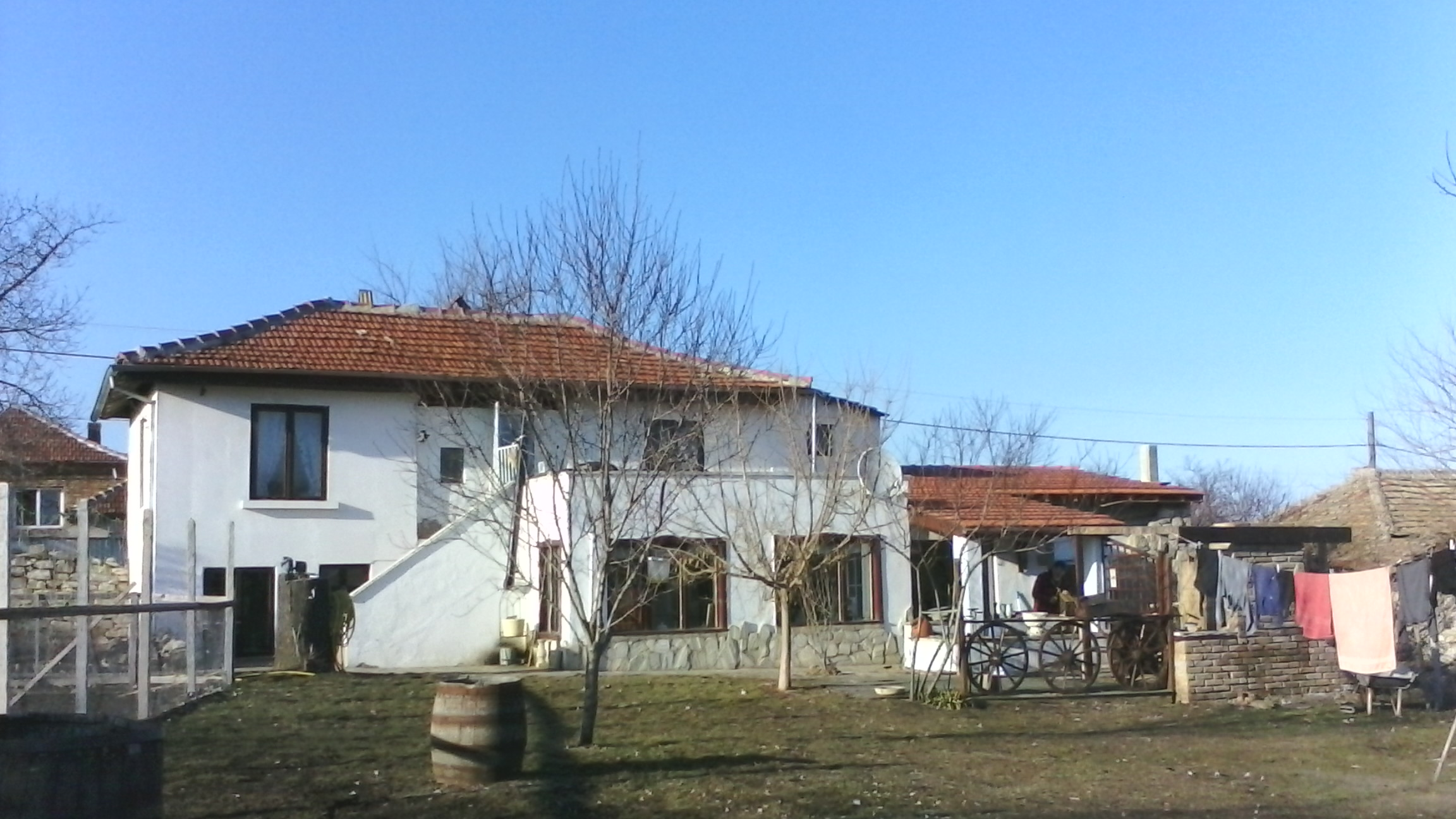 Modernized two floor house close to Varna, Bulgaria